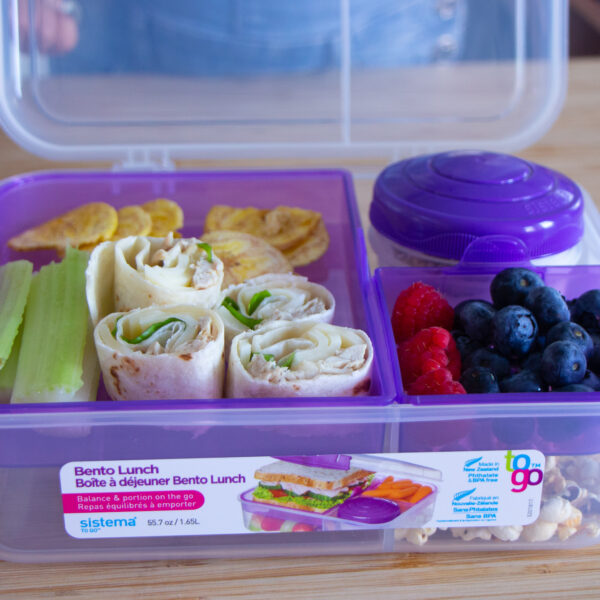 Lunch Packing Tips for Picky Eaters