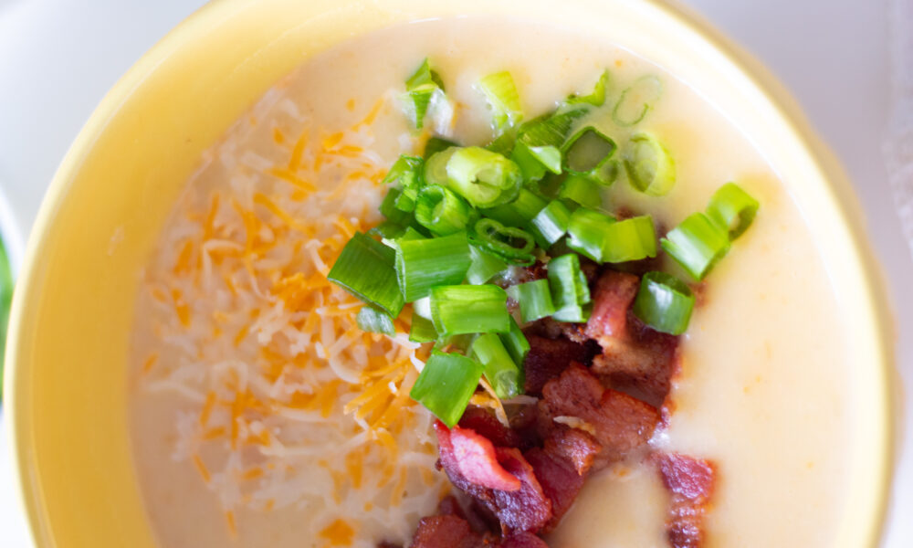 Delicious Potato Soup Recipe