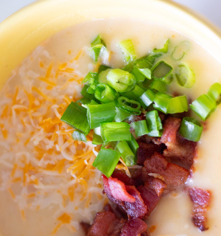 Delicious Potato Soup Recipe