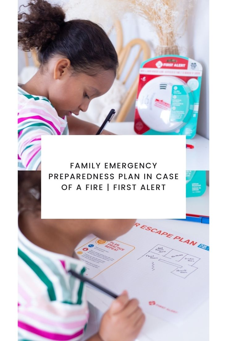 Family Emergency Preparedness Plan in Case of a Fire | First Alert